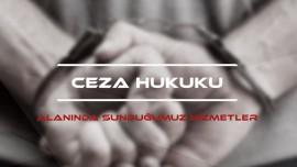 Ceza Avukatı Eskişehir